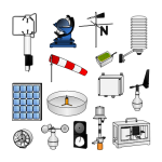 Picture of Meteorological Instruments